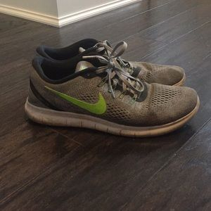 Nike Free RN SZ 11 Used but good condition
